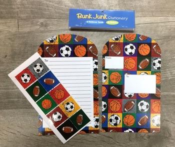 Image Sport Ball Stationery Set