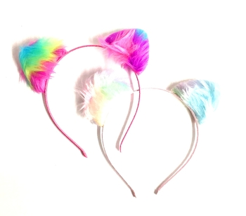 Image Fur Cat Ear Headbands
