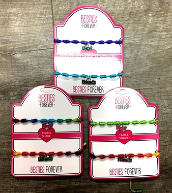Image Tear & Share Luckt BFF Bracelet Set