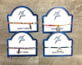 Image Camp Rope Bracelet/Ankle Bracelet