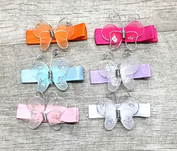 Image Nylon Butterfly Clippie