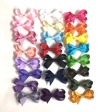 Image Small Grosgrain Bow Pony