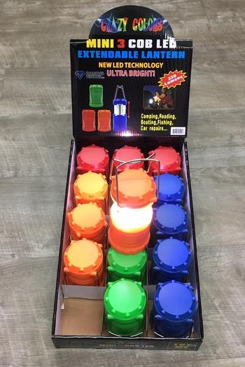 Image Color Pop Flame Lantern