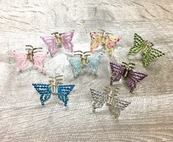 Image Butterfly Clips