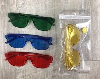 Image Classic Color War Camp Sunglasses