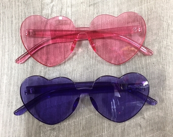Image Fashion Heart Sunnies