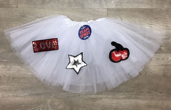 Image Sequin Love Tutu