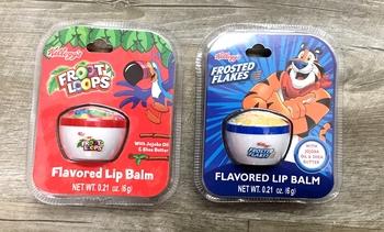 Image Kellogg's Cereal Lipgloss