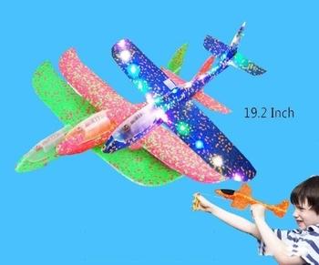 Image Light up Flying Plane