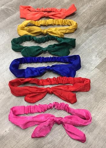 Image Brite Color Bow Headwrap