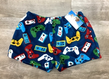 Image Girls Gamer Fuzzie Shorts