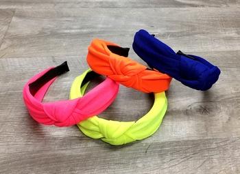 Image Neon Knot Headbands