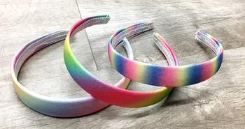 Image Sparkle Rainbow Headbands
