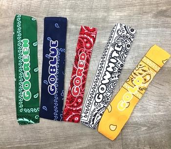 Image Color War Bandana Headwrap
