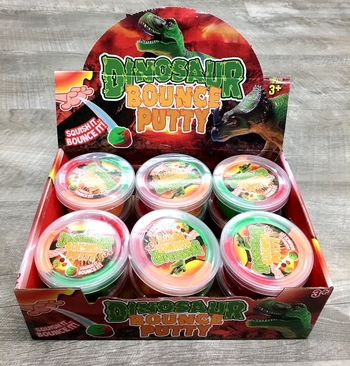Image Dino Bouncing Putty
