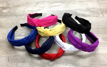 Image Chiffon Knot Headband