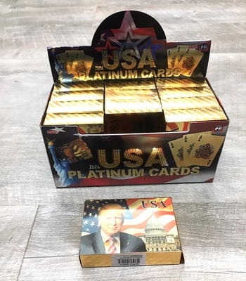Image Trump Gold Cards