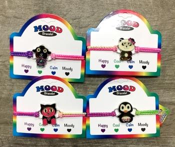 Image Mood Critter Bracelets