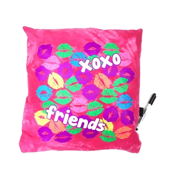 Image XOXO Friends Autograph Pillow