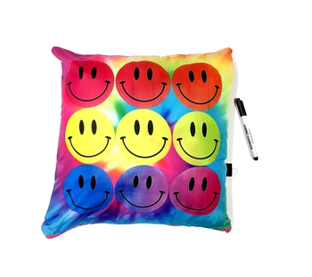 Image Lots Of Smiles Autograph Pillow