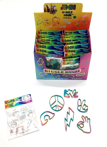 Image Giggle Bands Tie Dye Cool
