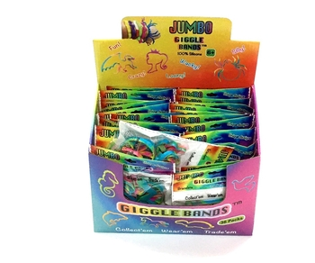 Image Giggle Bands Tie Dye Assortment