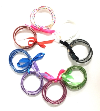 Image Tube Bangle Bright Mix