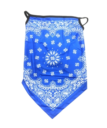 Image Youth Royal Blue Bandana Gaiter