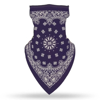 Image Youth Navy Bandanna Gaiter