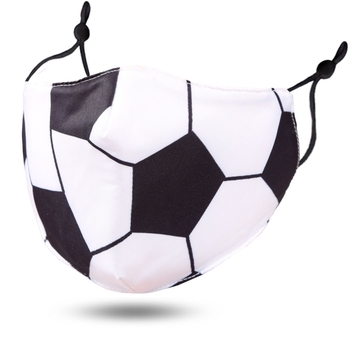 Image Youth Soccer Real Mask