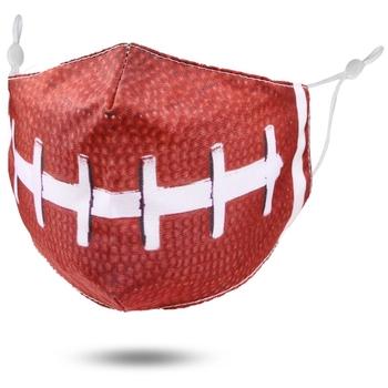 Image Youth Football Real Mask