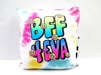 Image BFF 4 Eva Autograph pillow
