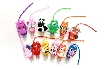 Image Assorted Animal Hand Sanitizer