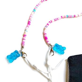 Image Soft Shell Gummy Mask Chain