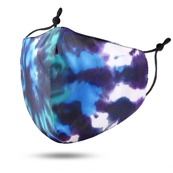 Image Youth Tie Dye Mask