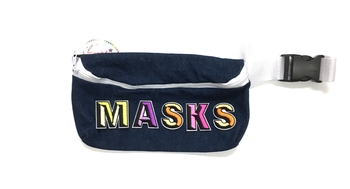 Image Mask Fanny Pack