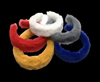 Image Bright Fur Headband