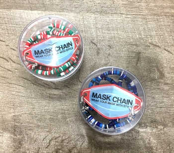 Image Holiday Mask Chains Discs