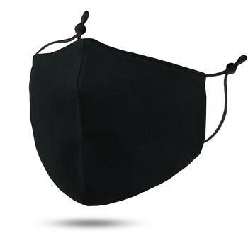 Image Black Ultra Adjustable Mask
