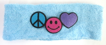 Image Terry Peace/Smile?<3 Head Wrap