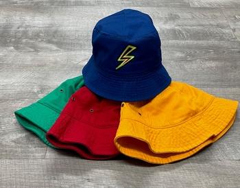 Image Lightening Bolt Bucket Hat