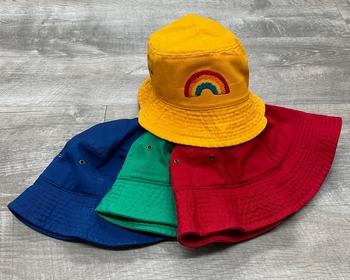 Image Rainbow Bucket Hat