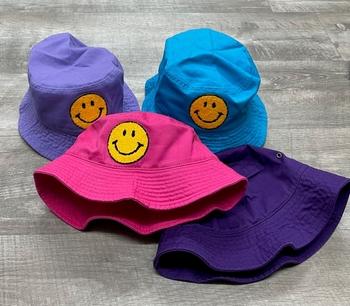 Image Smiley Bucket Hat