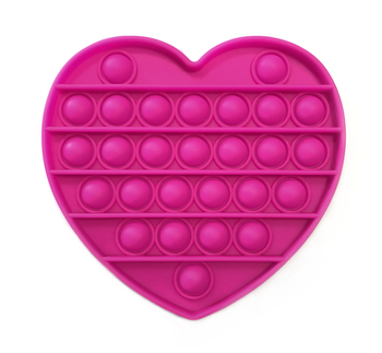 Image Hot Pink Heart Crazy Snaps