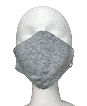 Image Light Grey Jersey Mask