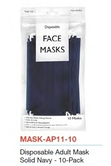 Image Navy Disposable 10 Pack Mask