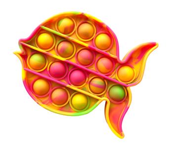 Image Neon Fish Crazy Snaps
