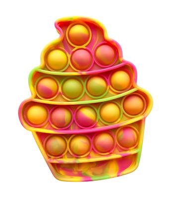 Image Neon Cupcake Crazy Snaps