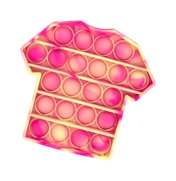 Image Pink Glow T-Shirt Crazy Snap