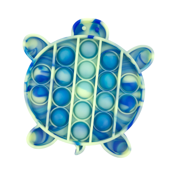 Image Blue Glow Turtle Crazy Snap